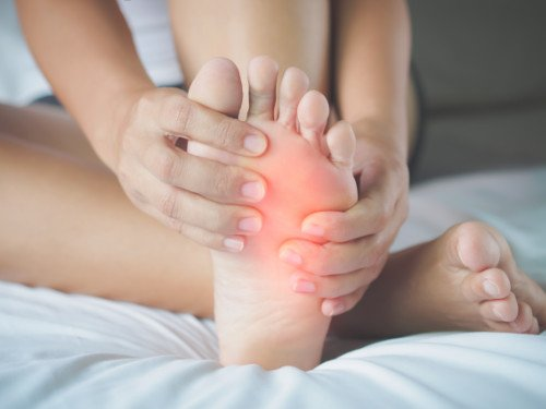 Ankle/Foot Pain and Injuries