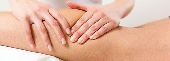 lower back massage