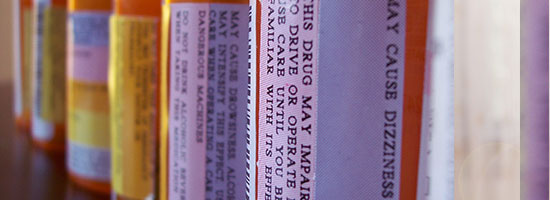 picture of medicine labels