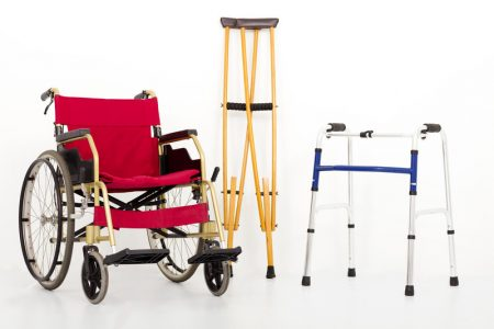 photo of rehabilitation devices