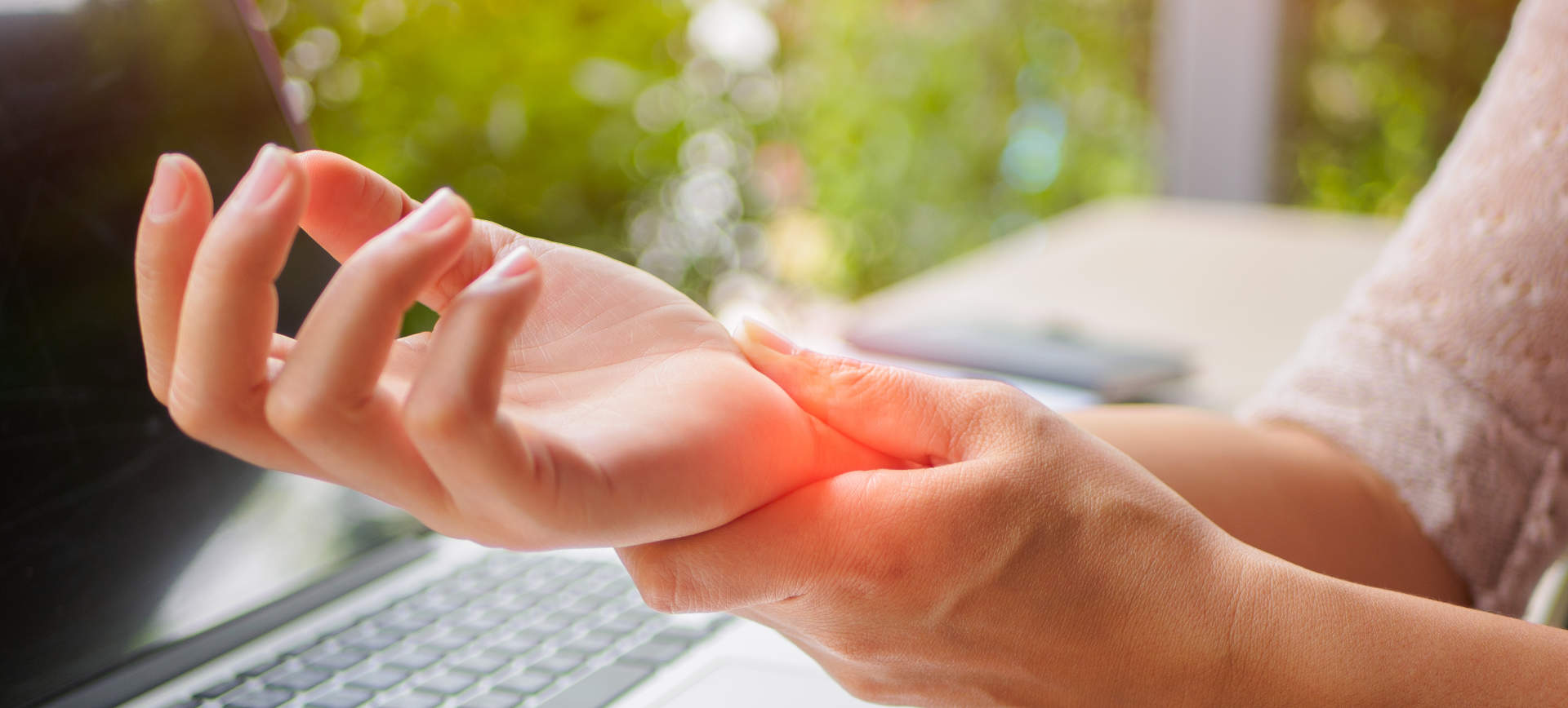 Hand Sprain/Strain Treatment in Mountain View